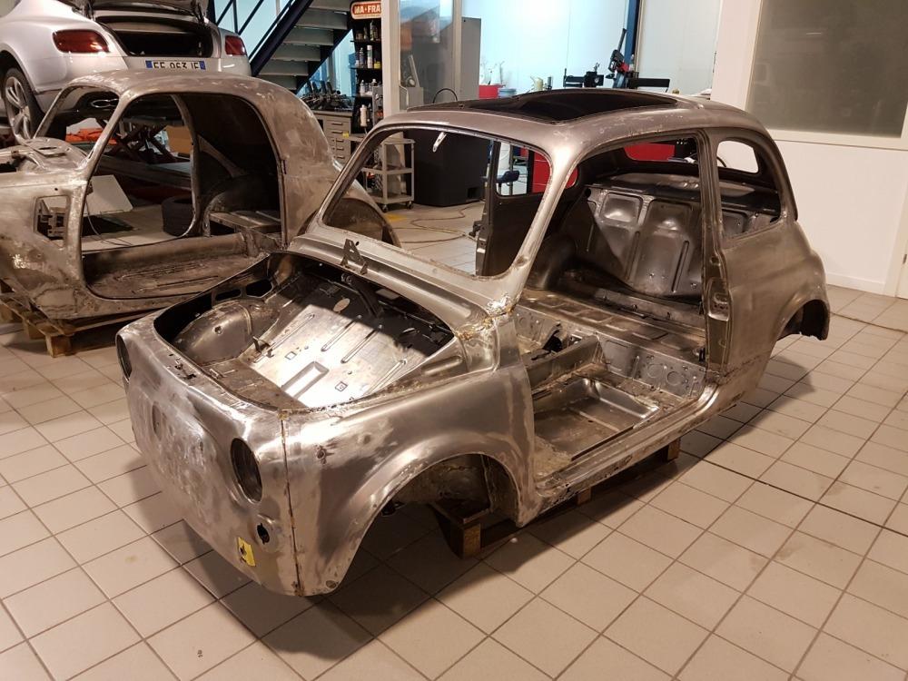 Fiat 500 F 196