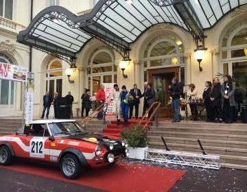 Rally Sanremo 2017 Podio